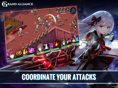 Grand Alliance Screenshot