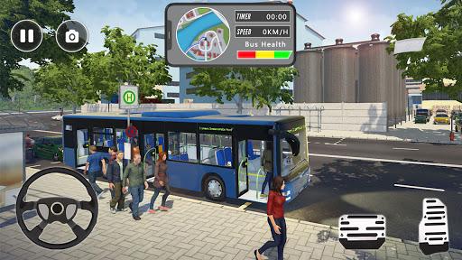 Bus Simulator 2020: Coach Bus Driving Game screenshots 9