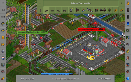 OpenTTD 1.11.0.rev101 screenshots 1