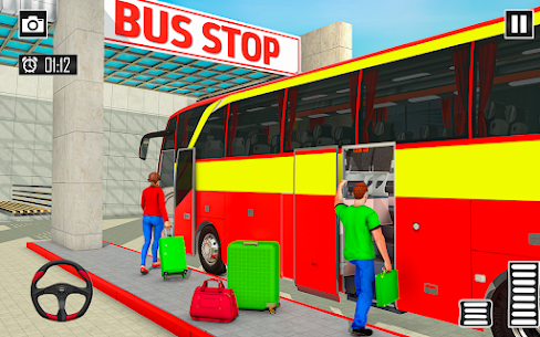 Rescue City Passenger Coach Bus Simulator Apk 3