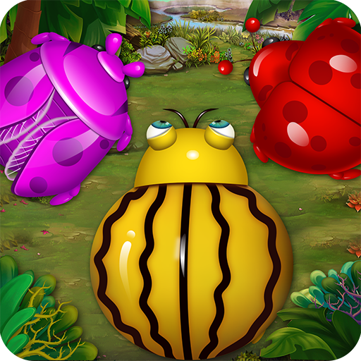 Candy Bug Mania