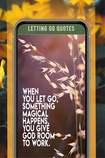Letting Go Quotes 1.10 screenshots 4