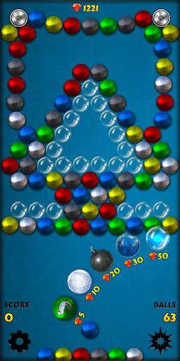 Magnet Balls PRO Free: Match-Three Physics Puzzle screenshots 5