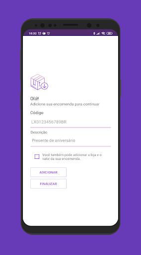Encomendas Rastreio Correio apktram screenshots 5