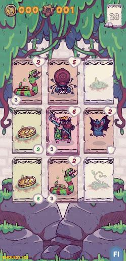 Card Hog - Rogue Card Puzzle 1.0.132 screenshots 4