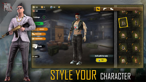 ScarFall : The Royale Combat 1.6.17 screenshots 16