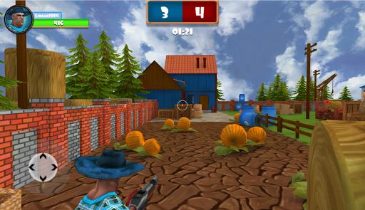 farm clash 3d - reckless pvp shooter screenshot 2