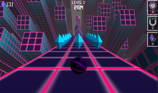 Going Balls Neon  screenshots 2