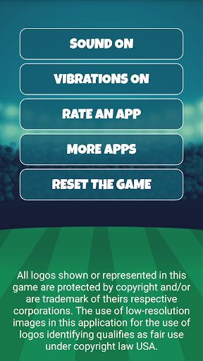 Soccer Clubs Logo Quiz 1.4.41 screenshots 8
