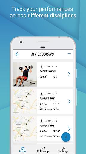 Decathlon Coach - Sports Tracking & Training android2mod screenshots 5