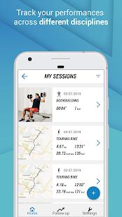 Decathlon Coach - Sports Tracking & Training 2.4.7 Screenshots 5