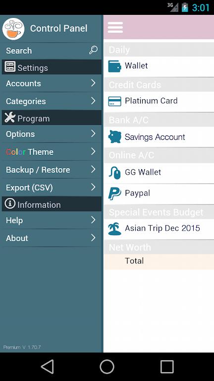 EvoWallet - Money Tracker [Premium]  poster 19