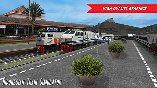 Indonesian Train Simulator 2020.0.8 Screenshots 2