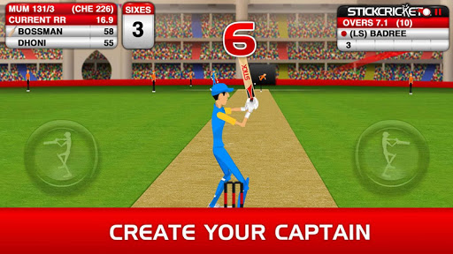 Code Triche Stick Cricket Premier League apk mod screenshots 1