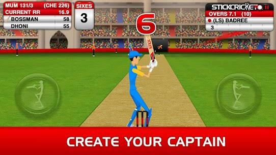 Stick Cricket Premier League 1.7.9 Mod APK Download 1