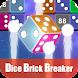 D.B.B !! - Dice Brick Breaker !! - Androidアプリ