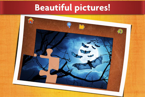 Halloween Jigsaw Puzzles Game - Kids & Adults ud83cudf83 26.0 screenshots 5