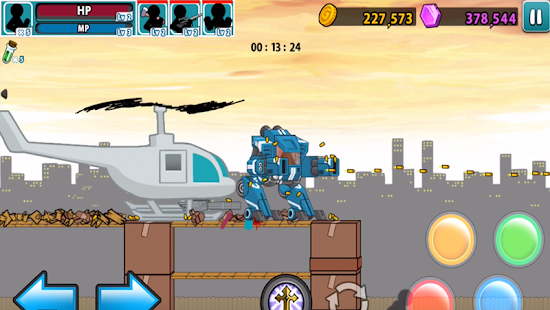 Anger of stick 5 : zombie [v1.1.46] APK Mod for Android logo