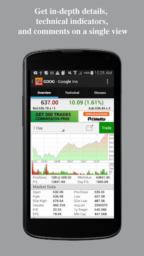 Foto do Real Time Stocks Track & Alert