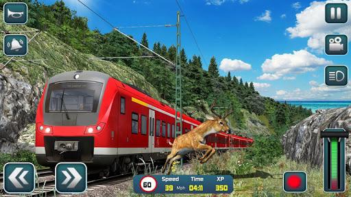 Euro Train Driver Sim 2020: 3D Train Station Games apkdebit screenshots 5