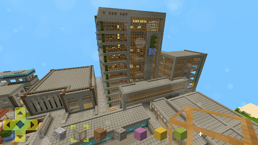 Prime MultiCraft Pocket Edition City Builder 2.1.1 Screenshots 2