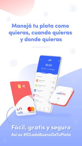 Ualu00e1: Tarjeta Mastercard Gratis + App Para Ahorrar apktram screenshots 1
