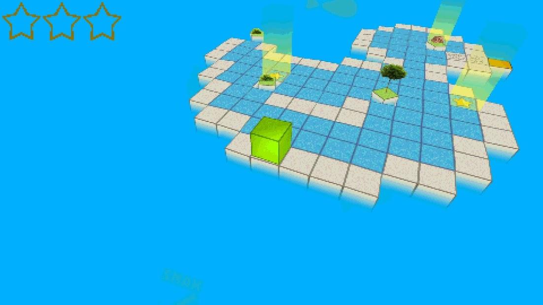 QUBIC: Turn-Based Maze Game screenshot 3