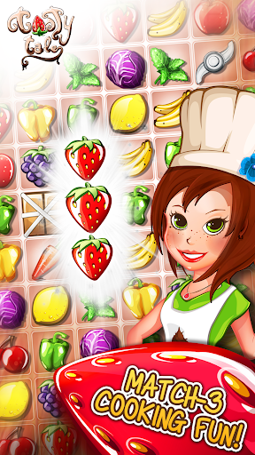Tasty Tale: puzzle cooking game Apkfinish screenshots 4