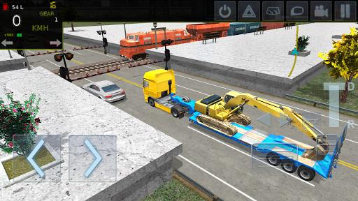 Truck Driving Simulator 2020  Screenshots 1