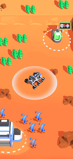 Space Rover: Idle planet mining tycoon simulator  screenshots 12