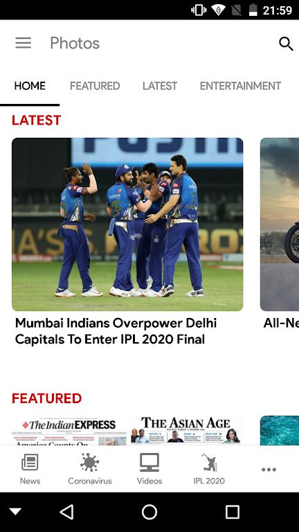 NDTV News - India  poster 4