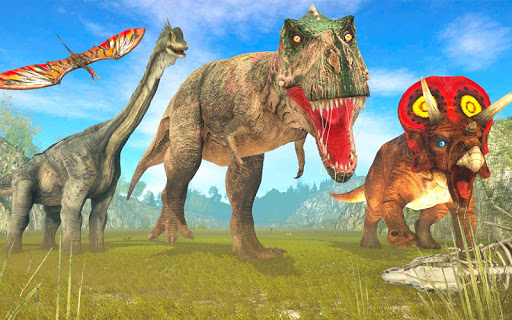 Dinosaur Games Simulator Dino Attack 3D  screenshots 21