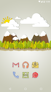 Diddly – Icon Pack 10.4 Latest MOD Updated 1