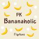 PKbananaholic™ Latin FlipFont
