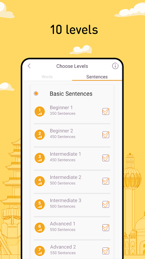 Learn Languages for Free - FunEasyLearn 2.6.6 Screenshots 7