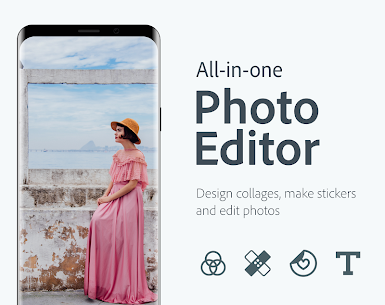 Adobe Photoshop Express:Photo Editor Collage Maker 1