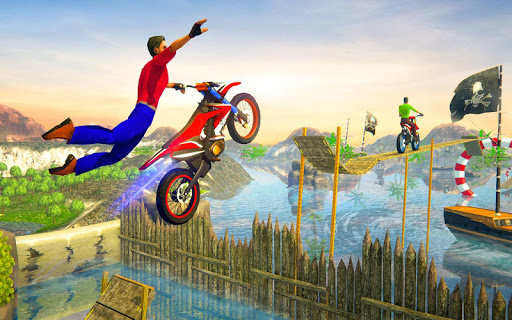 Impossible Bike Track Stunt Games 2021: Free Games 2.0.02 screenshots 3