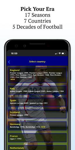 Télécharger Gratuit Retro Football Management mod apk screenshots 3