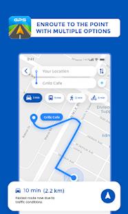 GPS, Maps Driving Directions, GPS Navigation