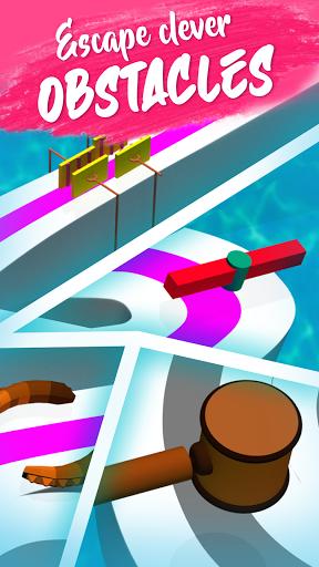 Line Color Game: 3D Adventure  screenshots 4