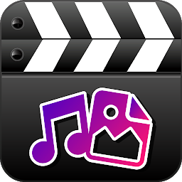 Video Editor Maker with Music and Images