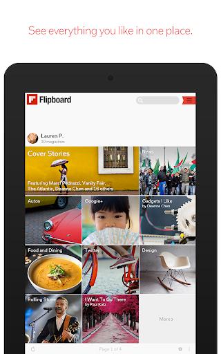 Flipboard - Latest News, Top Stories & Lifestyle 4.2.65 Screenshots 13