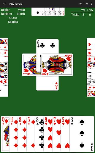 Bid Whist by NeuralPlay Apkfinish screenshots 9