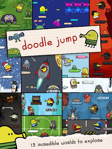 Doodle Jump 3.11.9 screenshots 10