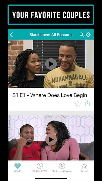 Black Love+ App