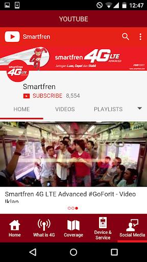 Smartfren 4G LTE Edukasi  screenshots 5