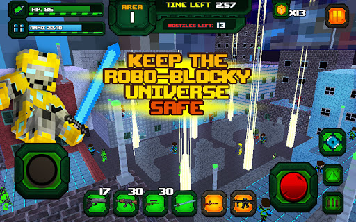 Rescue Robots Sniper Survival 1.101 screenshots 18