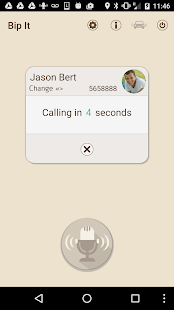 Bip it Voice Commands Screenshot