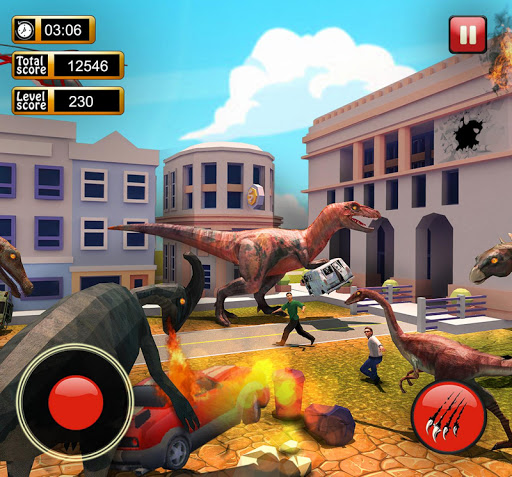 Monster Dinosaur Simulator: City Rampage 1.18 screenshots 7