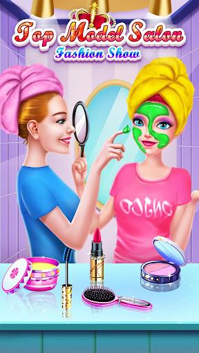 👩👠Top Model Salon - Beauty Contest Makeover 3.3.5038 screenshots 1